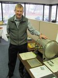 Jim McElroy and Gemini Fuel Cell